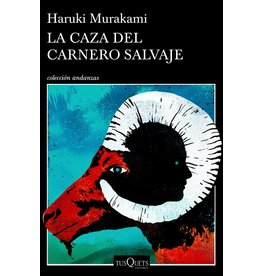 Planeta Publishing La Caza del Carnero Salvaje - Haruki Murakami