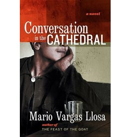 Harper Perrenial Conversation in the Cathedral - Mario Vargas Llosa