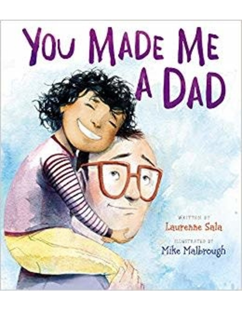 HarperCollins You Made Me A Dad - Laurenne Sala, Mike Malbrough