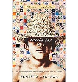 University of Notre Dame Press Barrio Boy - Ernesto Galarza