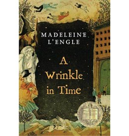 Square Fish A Wrinkle In Time - Madeline L'Engle