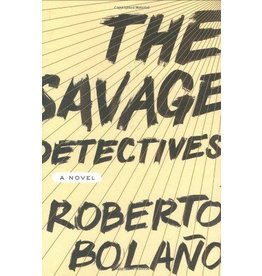 Picador The Savage Detectives - Roberto Bolaño
