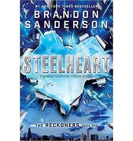Ember Steelheart (The Reckoners) - Brandon Sanderson