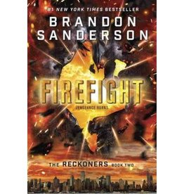 Ember Firefight (The Reckoners) - Brandon Sanderson