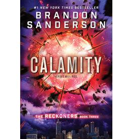 Ember Calamity (The Reckoners) - Brandon Sanderson