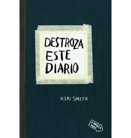 Penguin Books Destroza Este Diario - Keri Smith