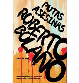 Vintage Español Putas Asesinas - Roberto Bolaño