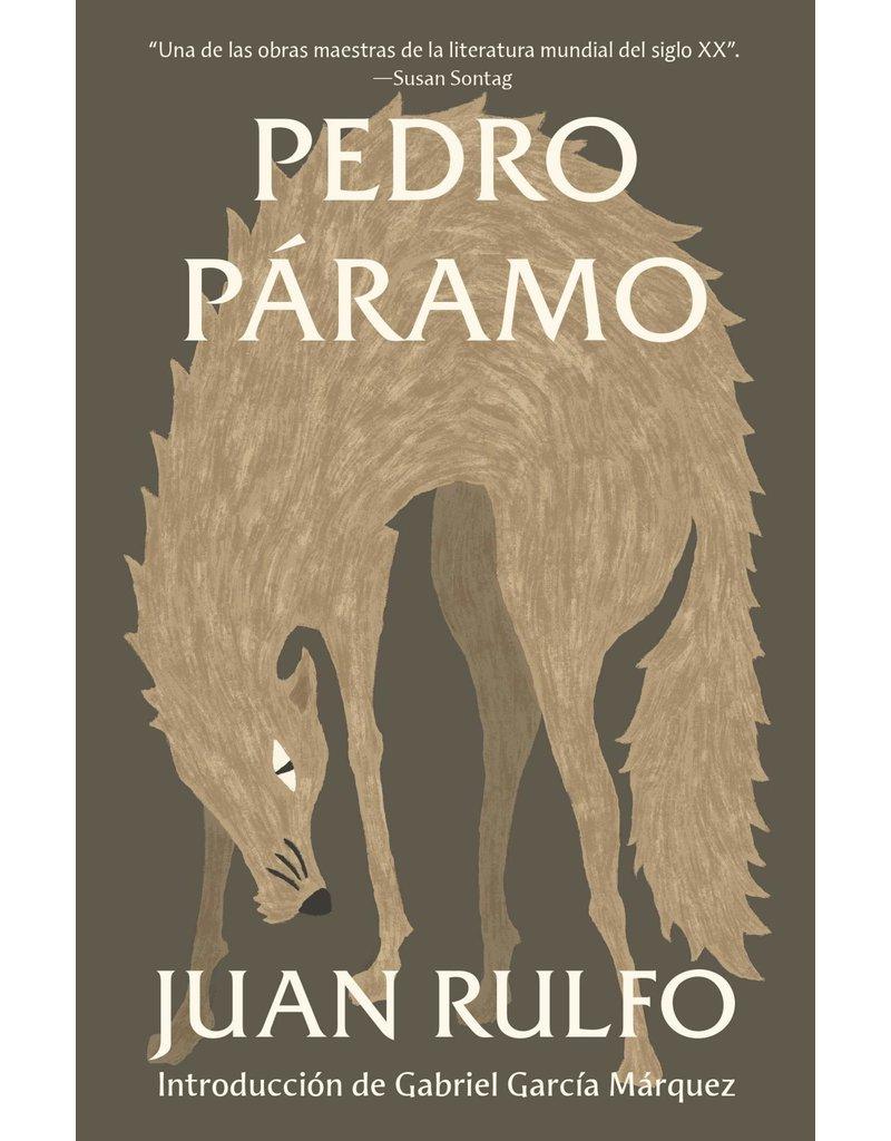 Vintage Español Pedro Páramo - Juan Rulfo