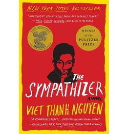 Grove Press The Sympathizer - Viet Thanh Nguyen