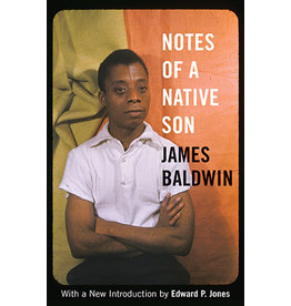Beacon Press Notes of a Native Son - James Baldwin