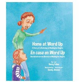Fractious Press Home at Word Up (En casa en Word Up) - Becky Fullan