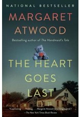 Anchor The Heart Goes Last: A Novel - Margaret Atwood