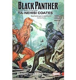 Marvel Black Panther Vol. 5 - Ta-Nehisi Coates