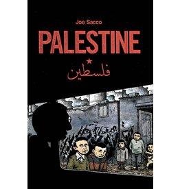Fantagraphics Books Palestine Collection - Joe Sacco