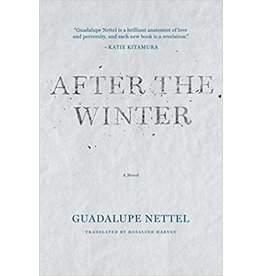 Coffee House Press After the Winter - Guadalupe Nettel