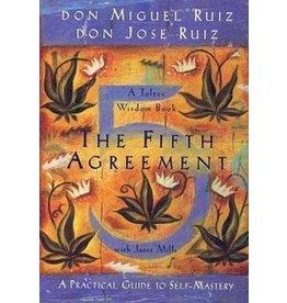 Amber-Allen Publishing The Fifth Agreement - Don Miguel Ruiz, Don Jose Ruiz
