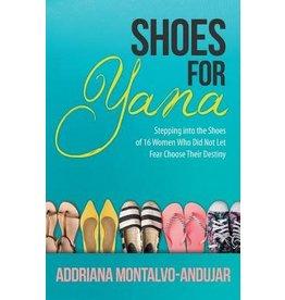 Shoes for Yana - Addriana Montalvo-Andujar
