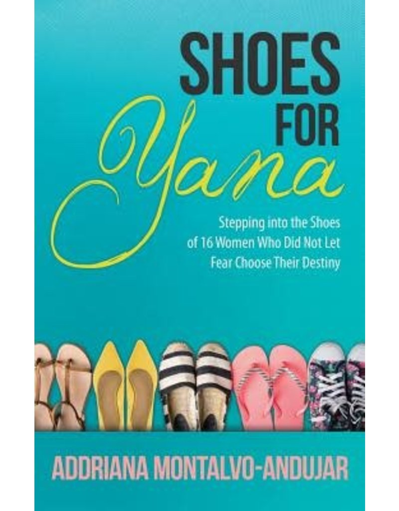 Shoes for Yana - Addriana Montalvo-Andujar