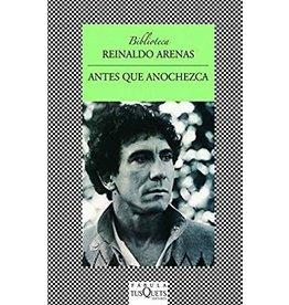 Planeta Publishing Antes que anochezca - Reynaldo Arenas
