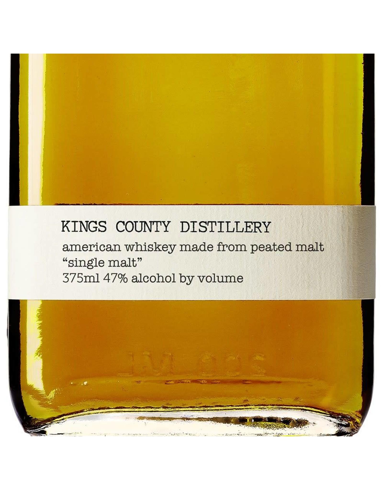Kings County Distillery Kings County Distillery 'Single Malt' American Whiskey, Brooklyn (200ml)