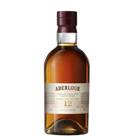 Aberlour 12 Year Single Malt Scotch Whisky 'Double Cask', Scotland (750ml)