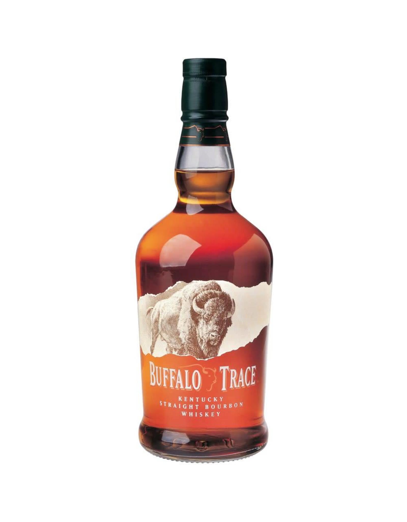 Buffalo Trace Kentucky Straight Bourbon 80 Proof, Kentucky (1750ml)
