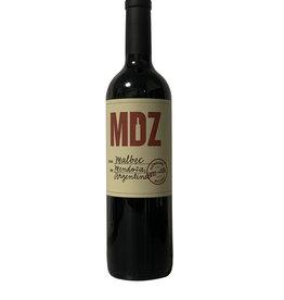 MDZ Wines MDZ Wines Malbec 2018, Mendoza, Argentina (750ml)