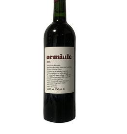 Ormiale Ormiale Bordeaux Supérieur 2015, Bordeaux, France (750mL)