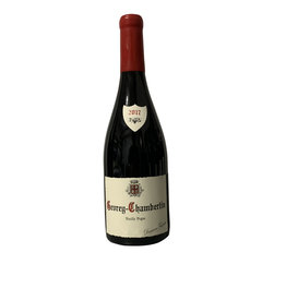 "Domaine Fourier Domaine Fourrier Gevrey-Chambertin ""Vieille Vignes"" 2017, Burgundy, France (750mL)"