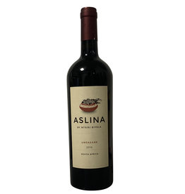 Aslina Aslina Umsasane 2017, South Africa (750mL)