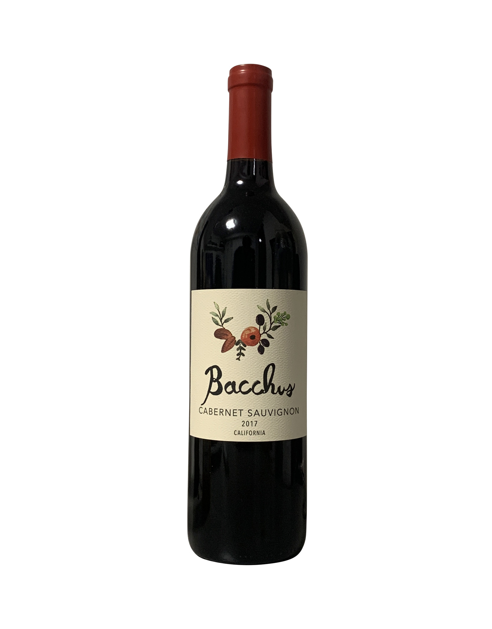 Bacchus Cellars Bacchus Cellars Cabernet Sauvignon 2018, California (750mL)