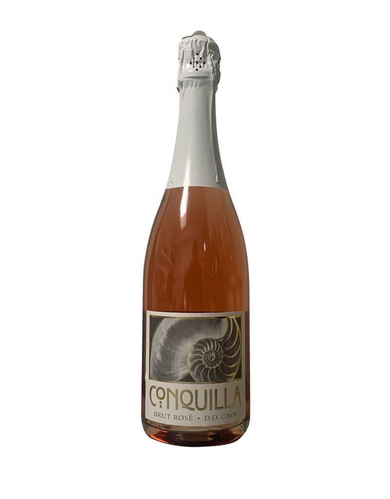 Conquilla Conquilla Cava Brut Rose NV, Catalonia, Spain (750ml)
