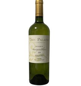 Tres Palacios Tres Palacios Sauvignon Blanc Reserve Estate Grown 2019, Maipo Valley, Chile (750mL)