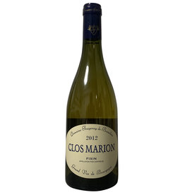 "Fougeray de Beauclair Fougeray de Beauclair Fixin Blanc ""Clos Marion"" 2012, Burgundy, France (750mL)"