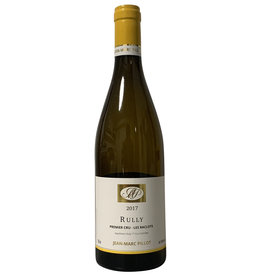 "Jean-Marc Pillot Jean-Marc Pillot Rully Blanc 1er Cru ""Les Raclots"" 2017, Burgundy, France (750mL)"