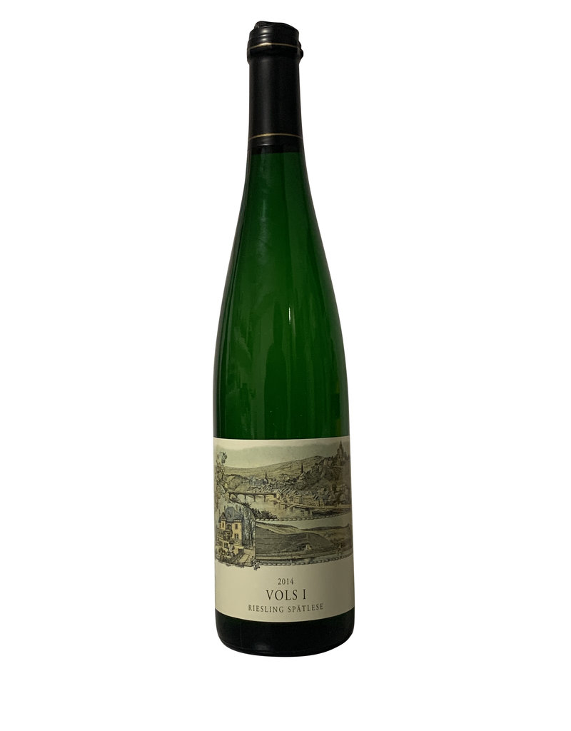 """Vols Weingut Vols Wiltinger Braundels Riesling Spatlese """"Vols I"""" 2014, Mosel, Germany (750mL)"""