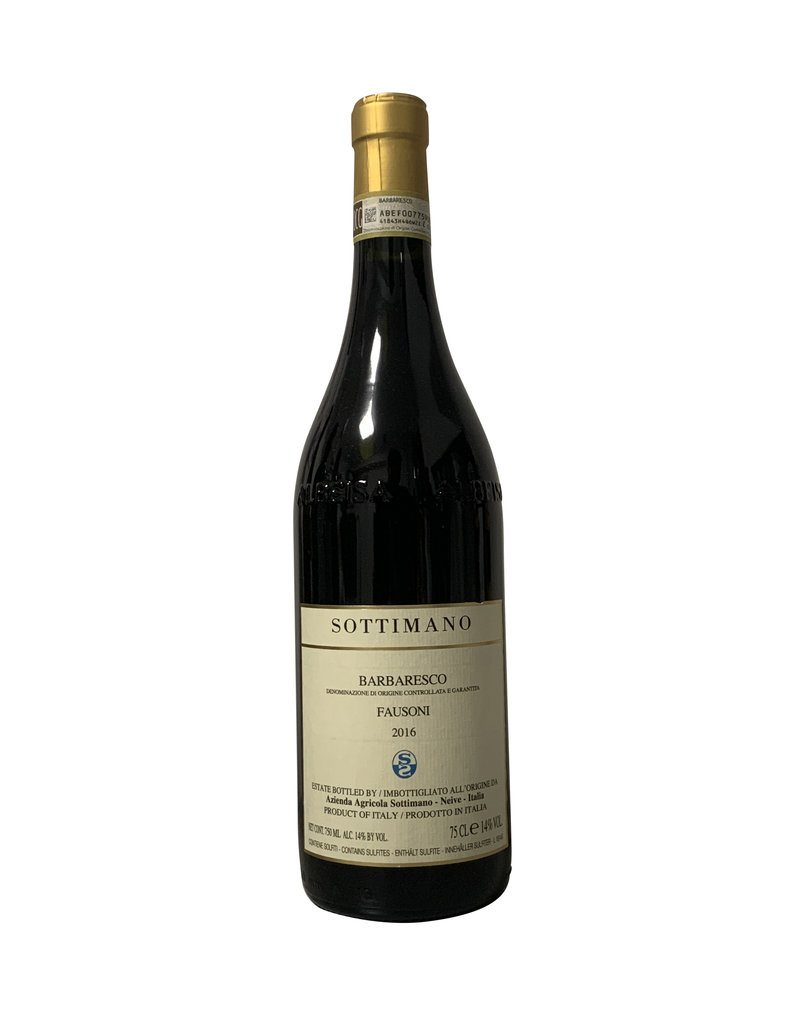 "Sottimano Sottimano Barbaresco ""Fausoni"" 2016, Piedmont, Italy (750mL)"