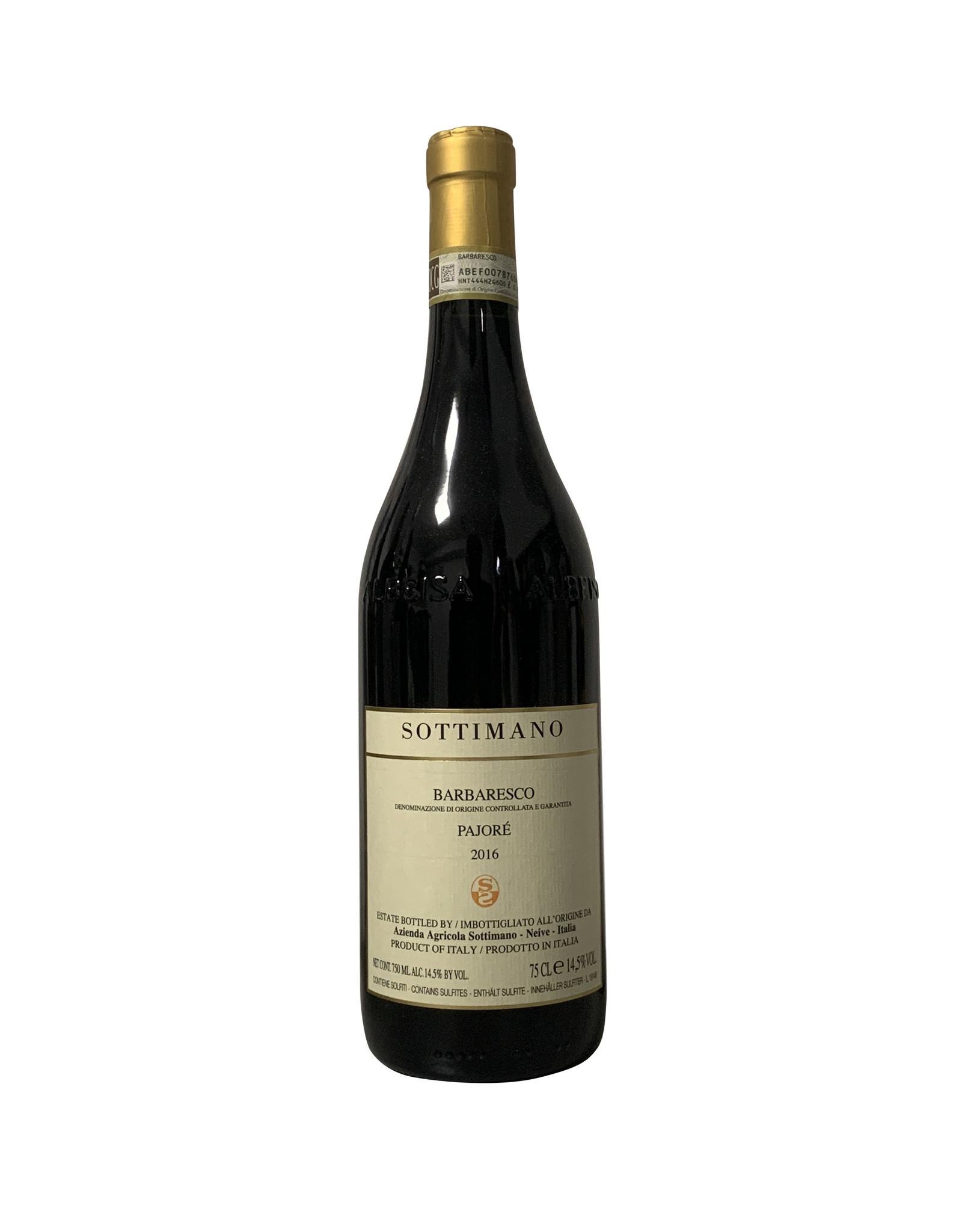 "Sottimano Sottimano Barbaresco ""Pajore"" 2016, Piedmont, Italy (750mL)"