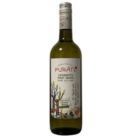 Purato Purato Terre Siciliane Catarratto Pinot Grigio 2018, Sicily, Italy (750mL)