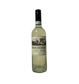 Montefresco Montefresco Pinot Grigio 2019, Veneto, Italy (750ml)