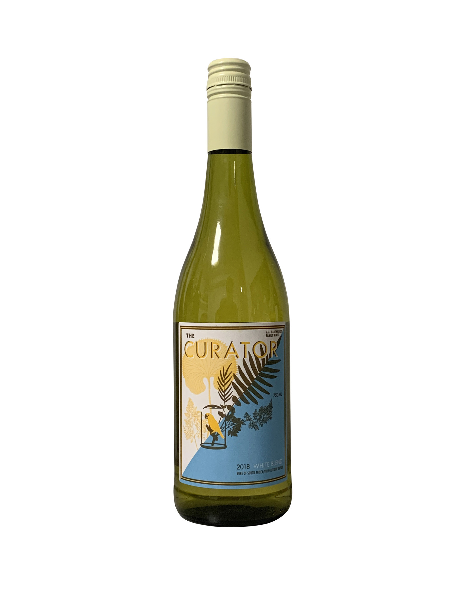 The Curator The Curator Swartland White 2019, Western Cape, South Africa (750ml)