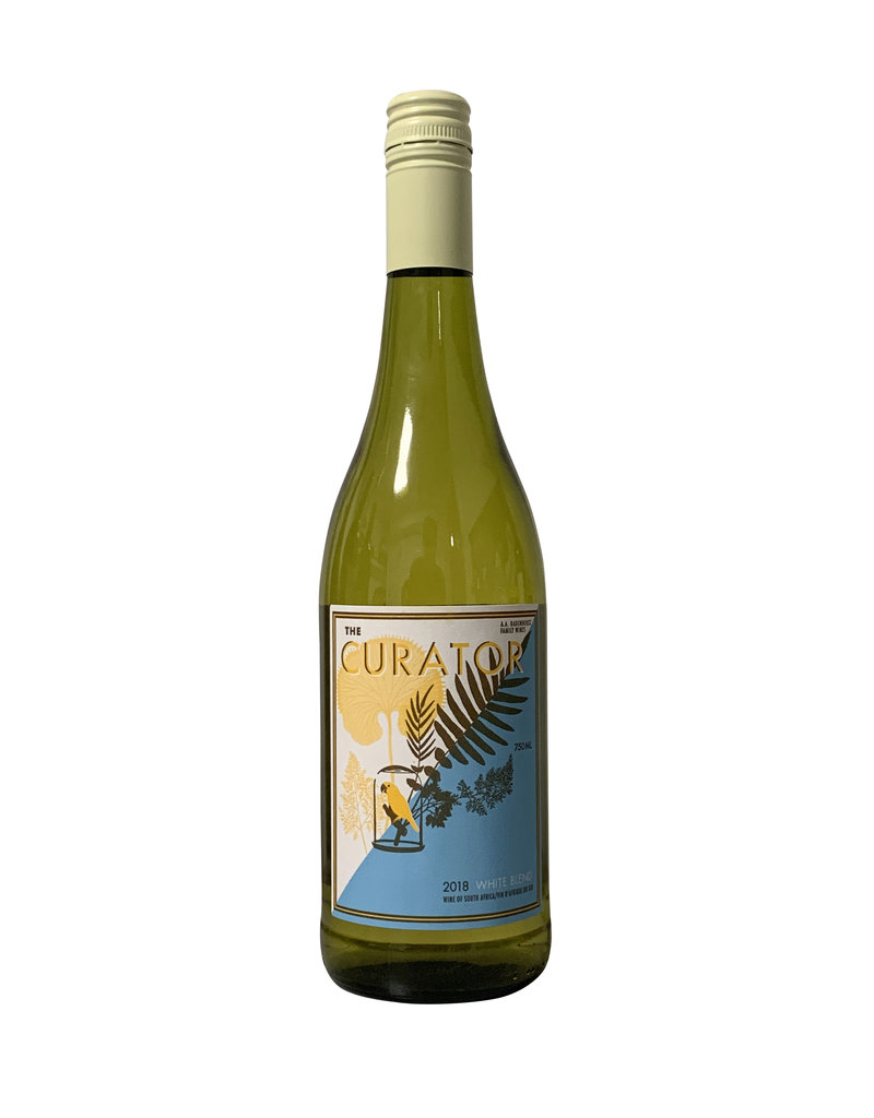The Curator The Curator Swartland White 2018, Western Cape, South Africa (750ml)