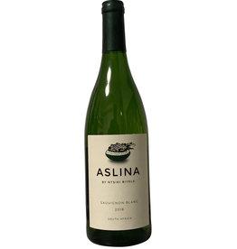 Aslina Aslina Sauvignon Blanc Stellenbosch 2020, South Africa (750mL)