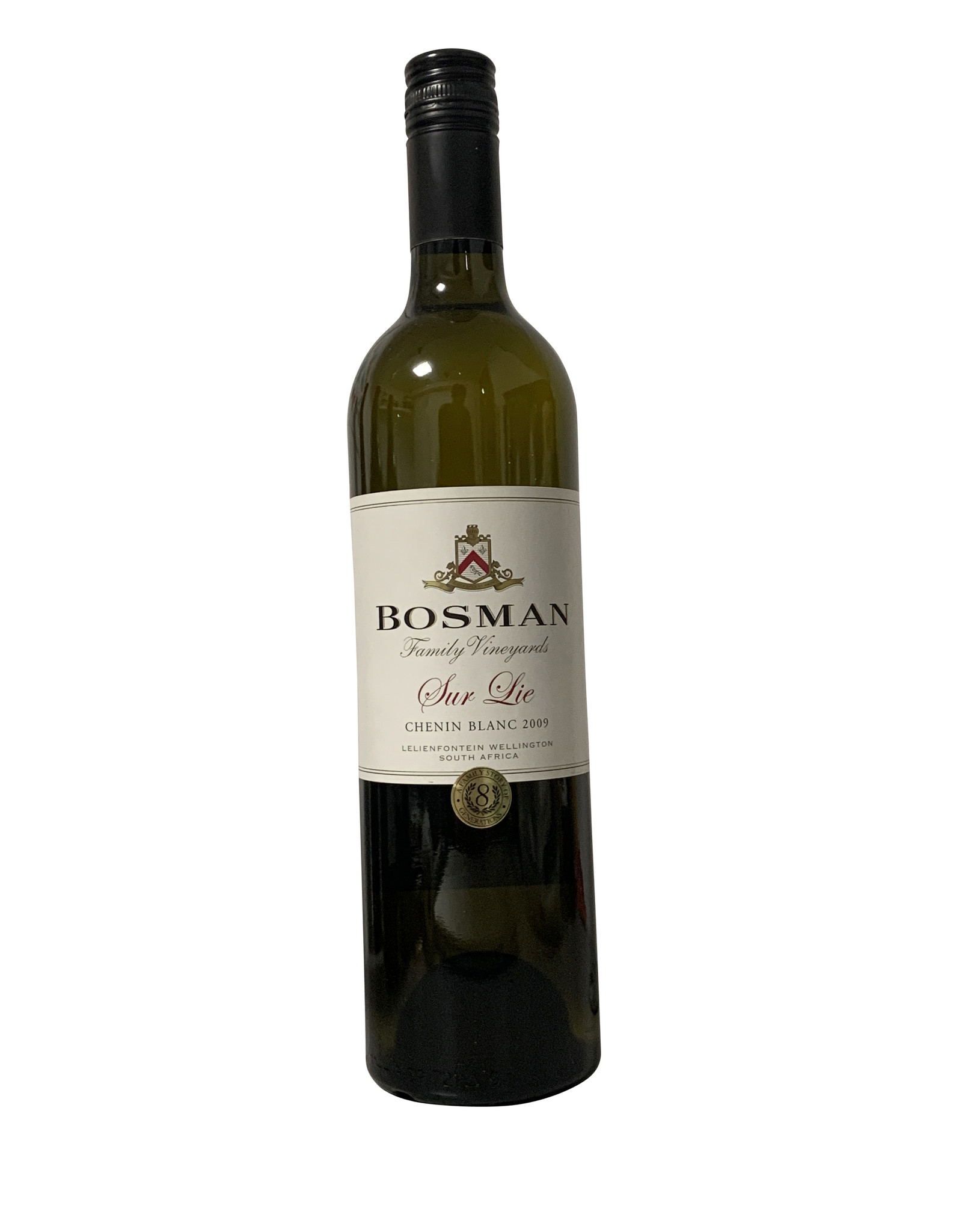 Bosman Family Vineyards Bosman Family Vineyards Sur Lie Chenin Blanc 2009, South Africa (750mL)