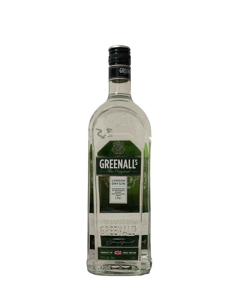 Greenall's Greenall's London Dry Gin 'Original', England (1000mL))