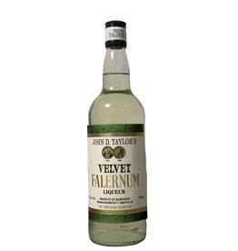 John D. Taylor's John D. Taylor's Velvet Falernum Liqueur, Barbados (750mL)