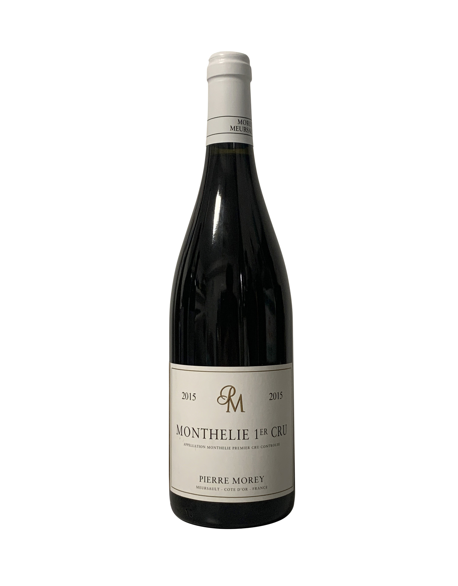 Domaine Pierre Morey Monthelie 1er Cru 2015, Burgundy, France (750mL)