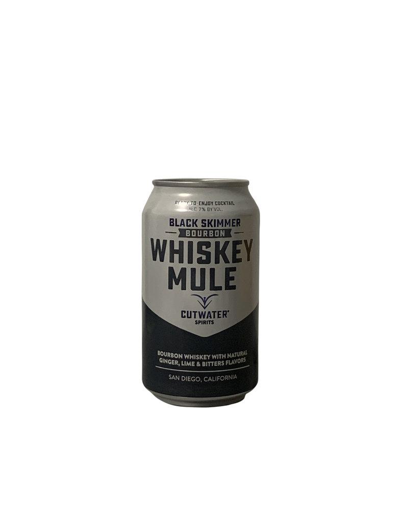 Cutwater Spirits Cutwater Spirits Black Skimmer Bourbon Whiskey Mule, San Diego, CA (355mL can)