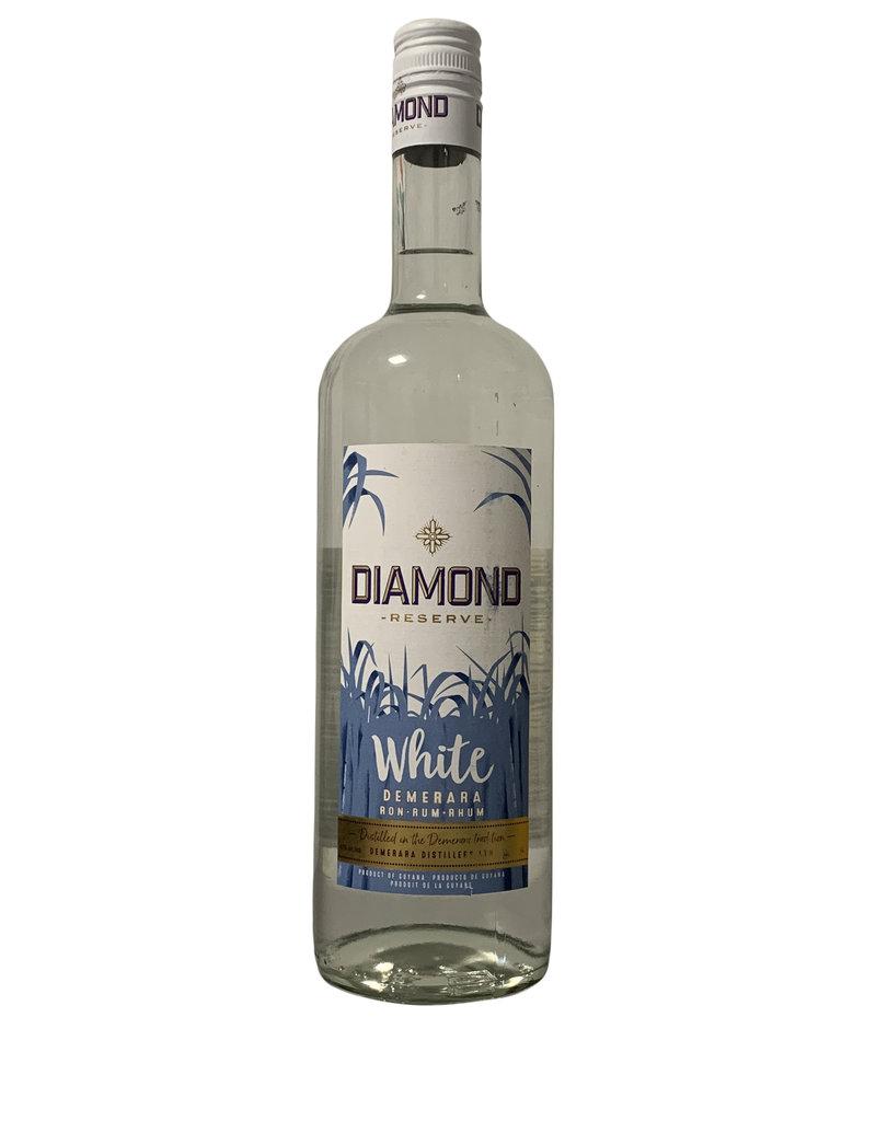 Demerara Distillers Reserve Superior White Rum 'Diamond', Guyana (1000ml)