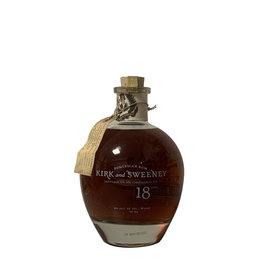 Kirk & Sweeney 18 Year Rum, Dominican Republic (750ml)